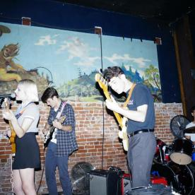 June 2015: First of many Janelane shows at The Smell, opening for No Age and Casinos.