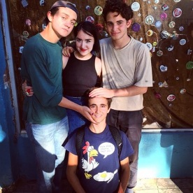 August 2015: Echo Park Rising at Lolipop Records.