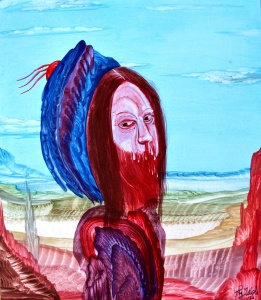 illustration, 2016, Mauricio Paz Viola .