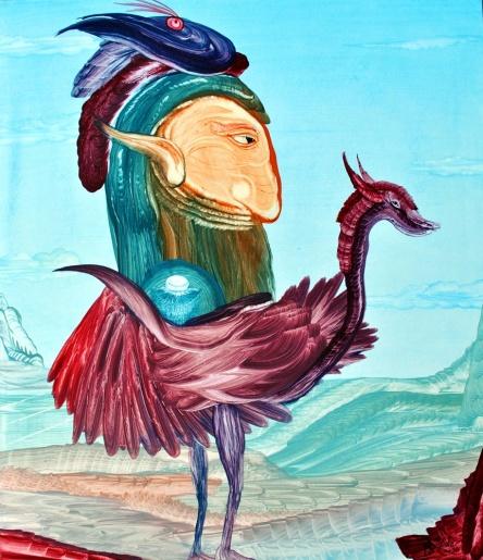 illustration, 2016, Mauricio Paz Viola